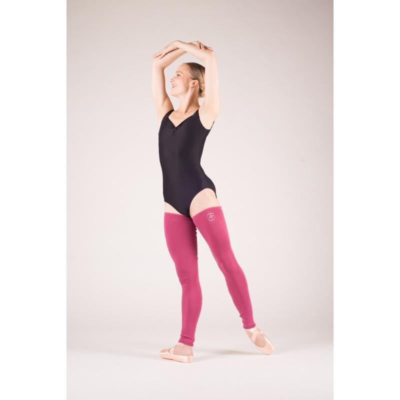 how to wear ballet leg warmers