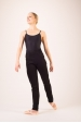Close-fitting Repetto black pants