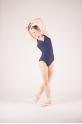 Wear Moi Faustine navy leotard