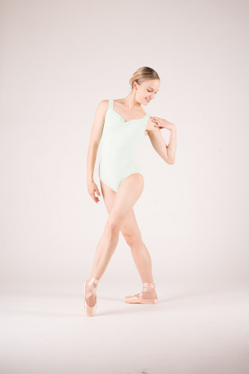 Wear Moi Faustine mint leotard