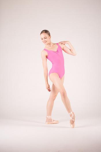 Justaucorps classique wear moi rose