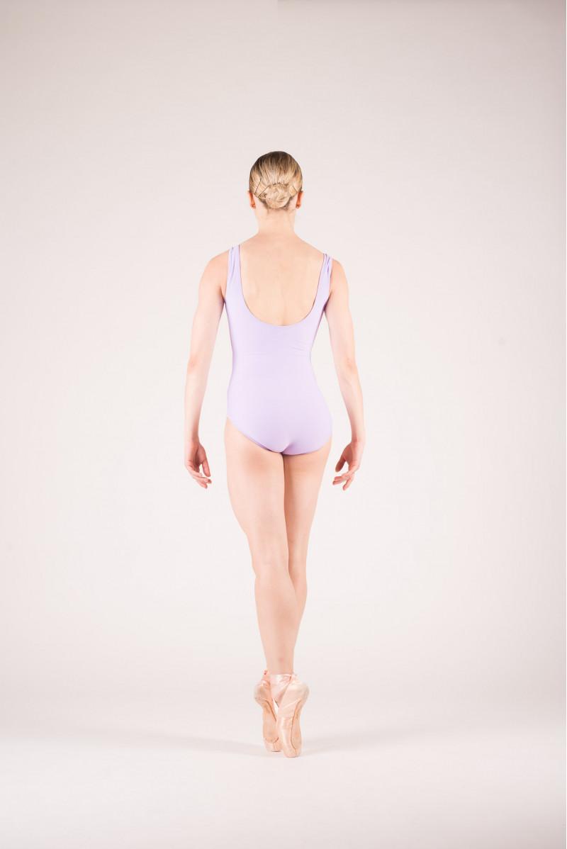 Wear Moi Faustine lilac leotard
