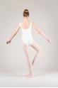 Justaucorps Wear Moi Faustine white enfant