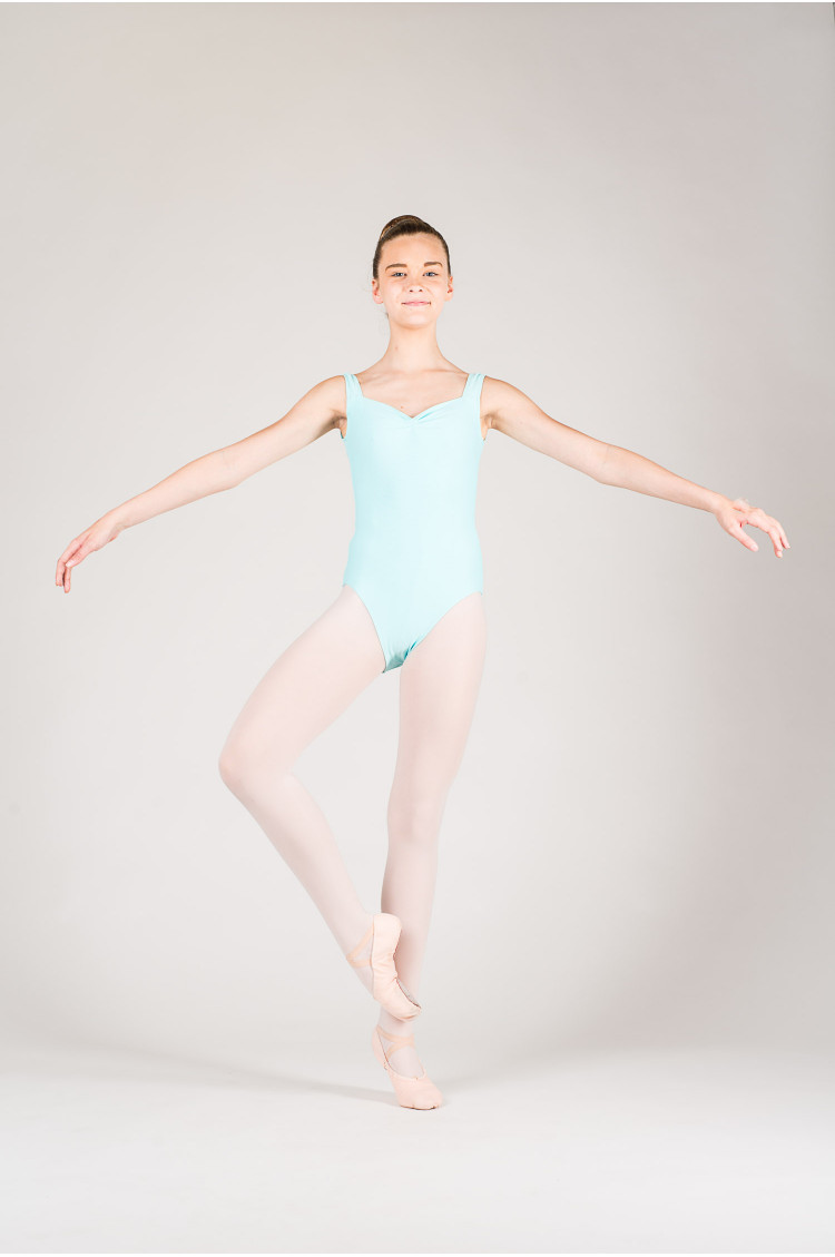 Wear Moi Faustine children pacific leotard