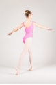 Wear Moi Faustine children rose leotard