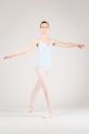 Wear Moi Faustine children sky leotard