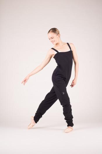 Combinaison polaire danse noire
