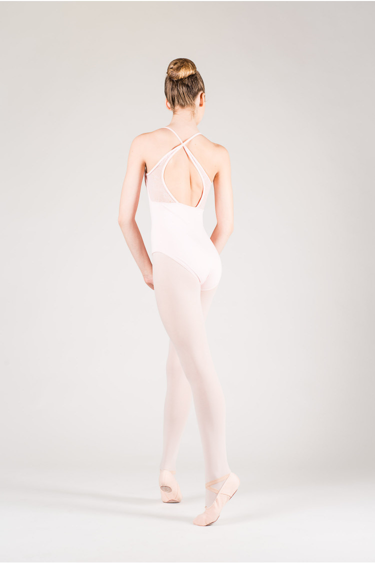 Bloch Yamini pink leotard