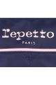 "Repetto ""Carla"" navy small hanbag"