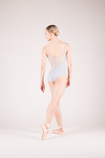 Repetto D0643 grey leotard