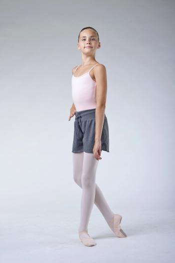 short danse ballet rosa enfant