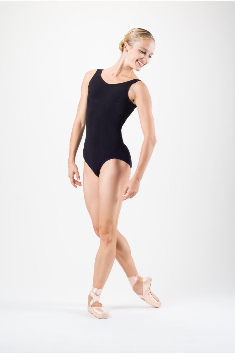 Justaucorps de danse Capezio femmes noir