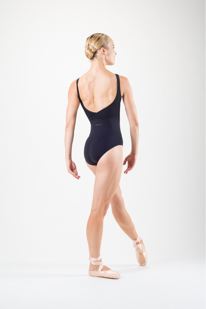 Repetto D0653 black leotard