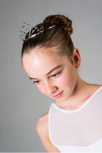pearl tiara