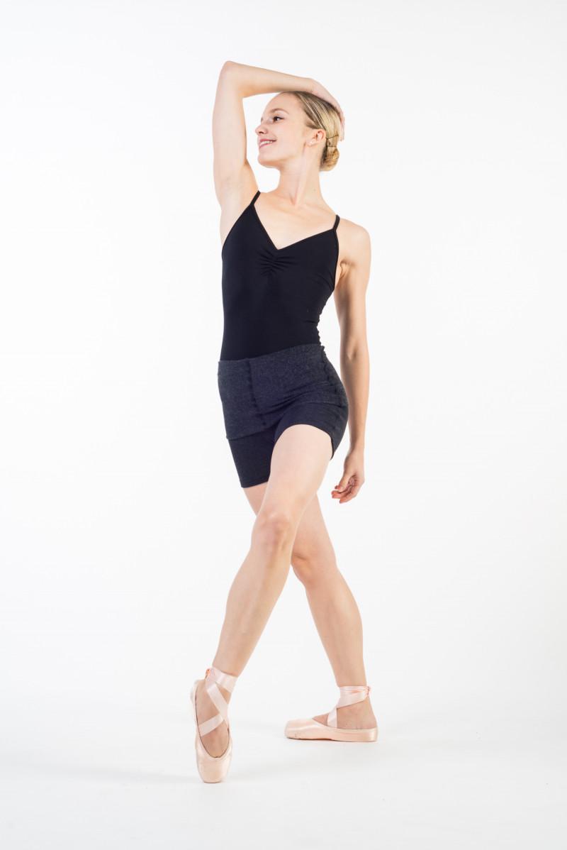 Short danse temps danse anthracite