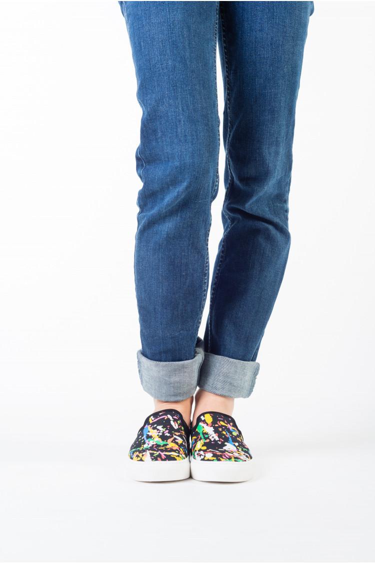Repetto Flip Flap multicolor sneakers
