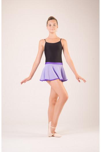 Jupette costume de danse sequin personnalisable