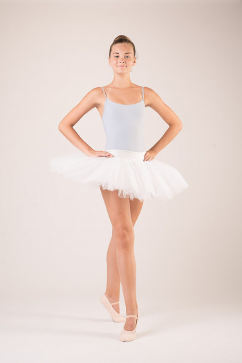 "Tutu ""plateau"" with 3 levels of tulle 3092"
