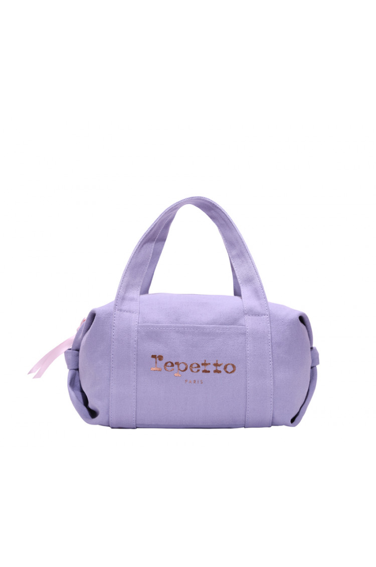 Repetto 'Small Glide' Gris Clair duffle bag