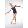 Ballet Rosa Aura black leotard