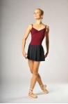 Bloch Sunshine black Dance Skirt