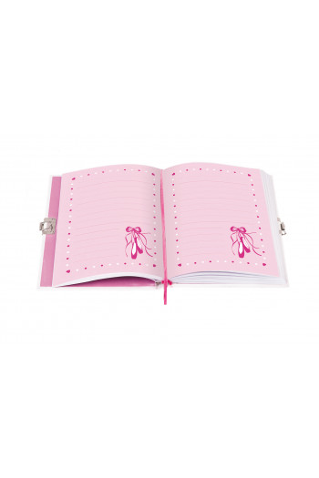 Carnet secret danseuse Sassi