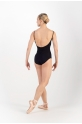 Capezio red leotard 10317