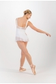 White Zira dress Wear Moi