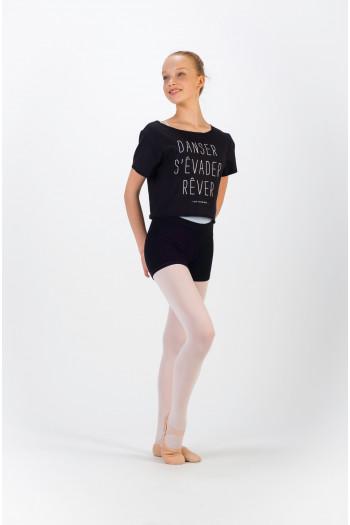 T-Shirt Temps Danse enfant Athena Ballet Jr