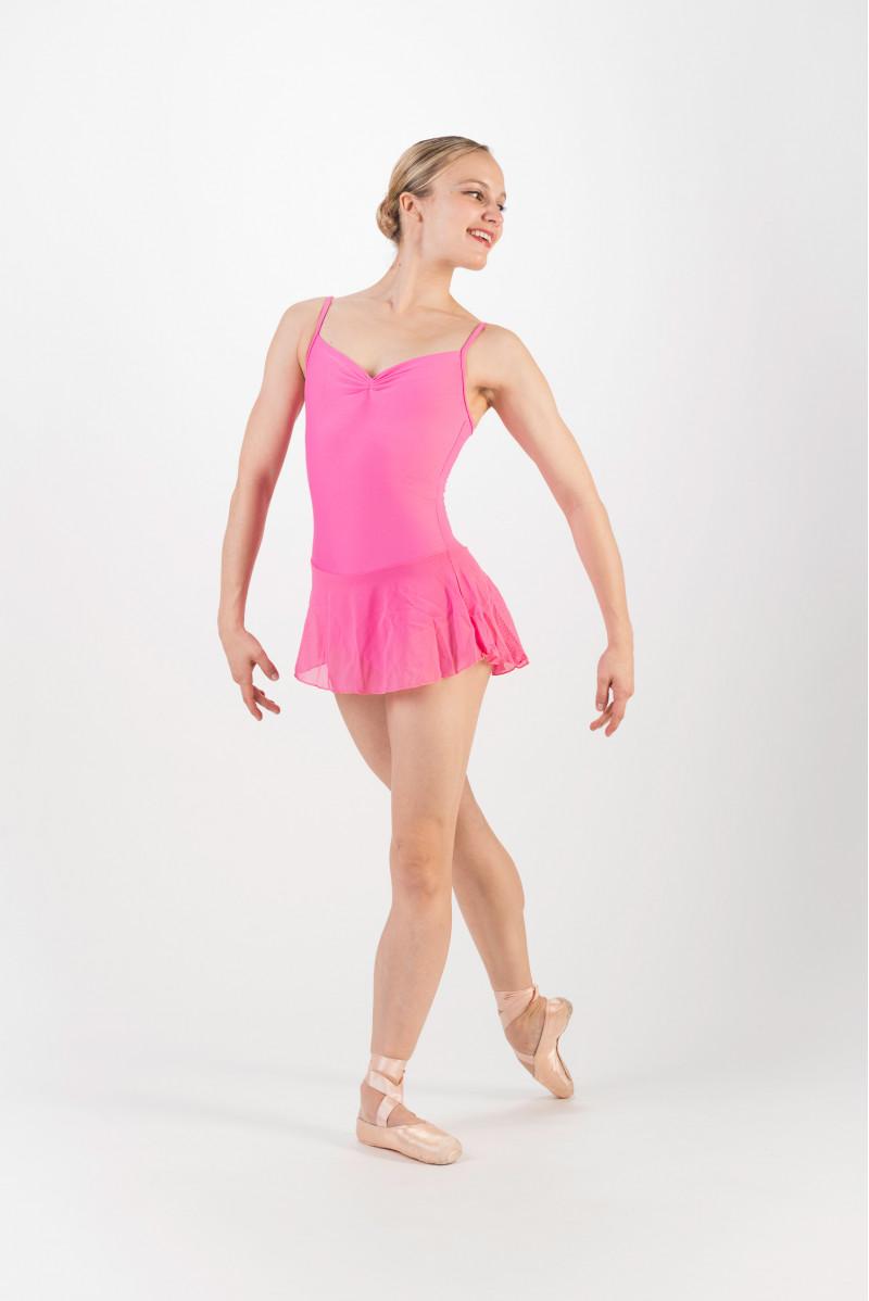 Tunique Wear Moi Ballerine rose adulte