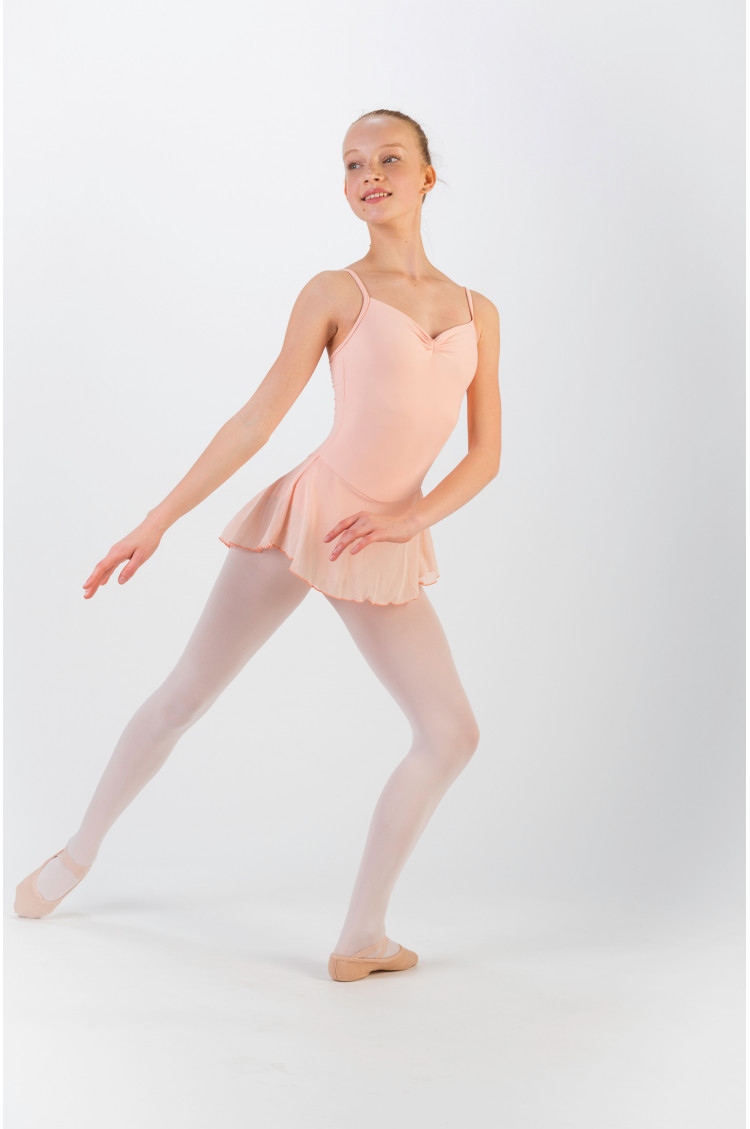 Tunique Wear Moi Ballerine peach enfant