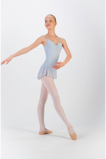 Wear Moi Ballerine light grey tunic for child