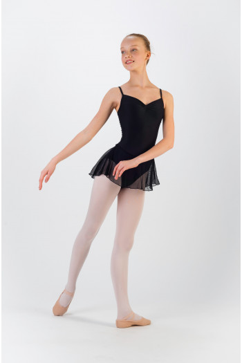 Wear Moi Ballerine black tunic for child