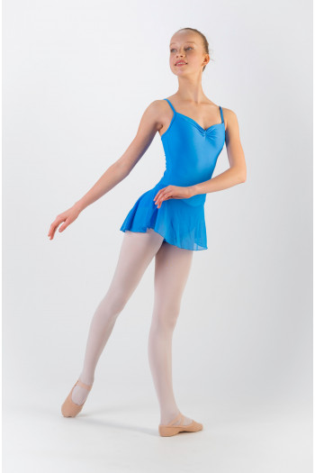 Wear Moi Ballerine french blue tunic for child