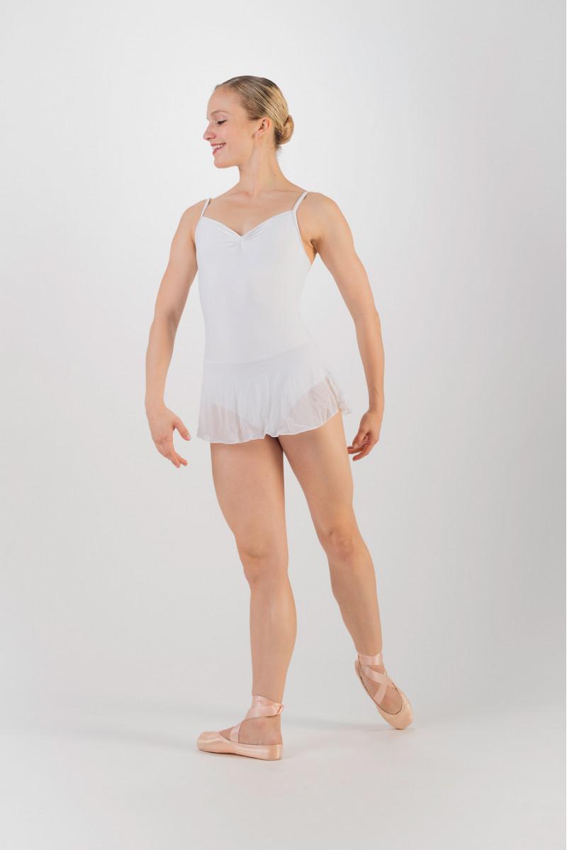 Tunique Wear Moi Ballerine white adulte