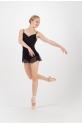 Tunique Wear Moi Ballerine black adulte