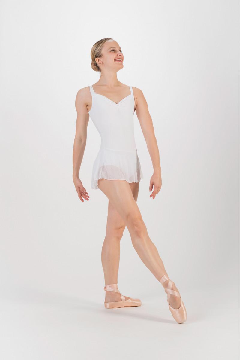 Tunique Wear Moi Balkala white adulte