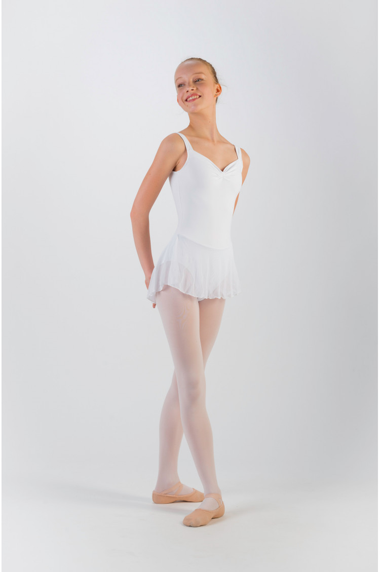 Tunique Wear Moi Balkala white enfant