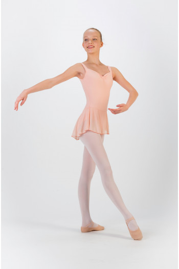 Wear Moi Balkala peach tunic for child