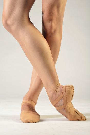Bloch Pro Elastic soft ballet shoes