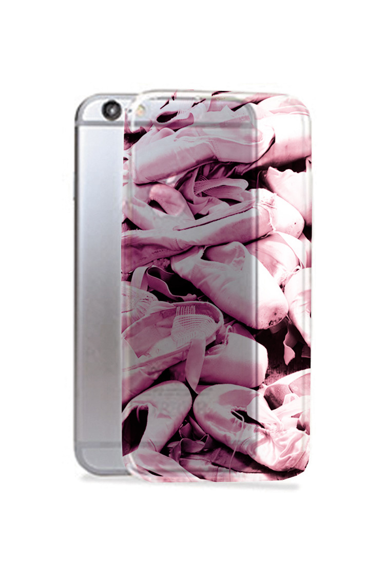 Coque iPhone 6 Forever B transparente pointes