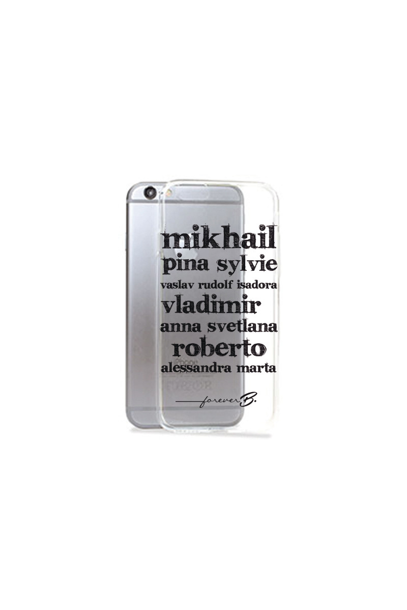 Forever B Iphone 6/6S shell - dancers