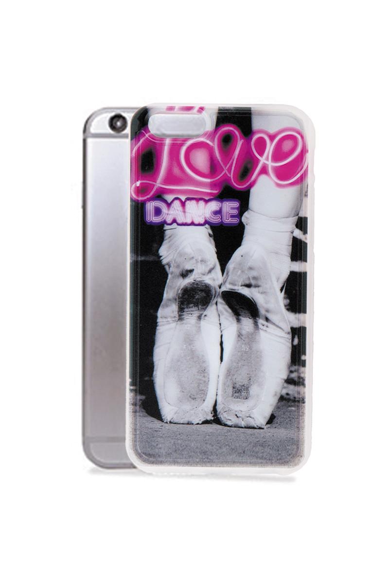Coque iPhone 6 Forever B transparente Love Dance