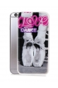 Coque iPhone 6 Forever B transparente Love Dance