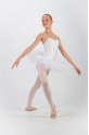 Capezio 10894C white camisole tutu for girl
