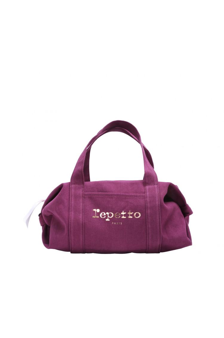 Repetto 'Small Glide' patchouli duffle bag