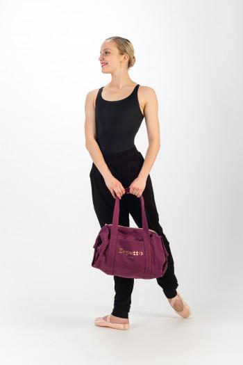 Repetto 'Glide' patchouli duffle bag