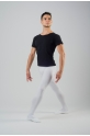 MDA men black dance T-shirt
