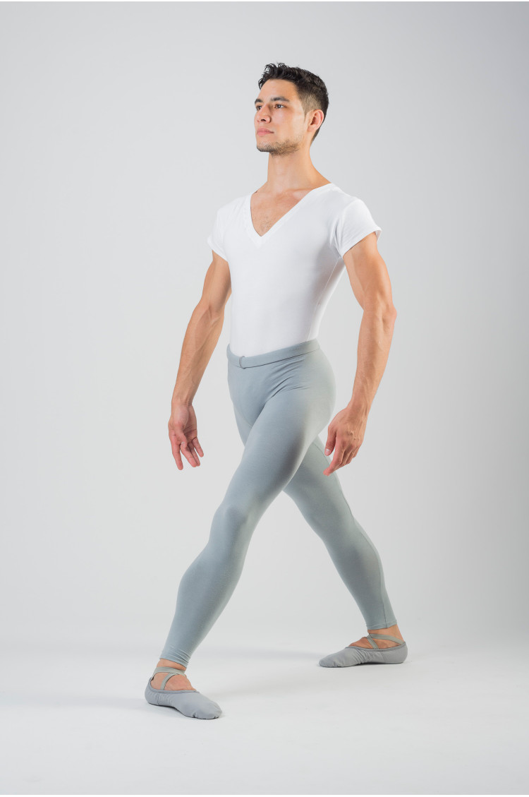 Wear Moi Altan white men leotard