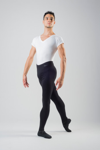 Repetto black men ballet tights D077